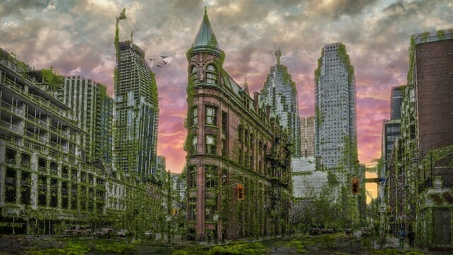 flat iron building 2552907 640 - モントリオール留学が人気な理由。基本情報とメリット・デメリット完全ガイド