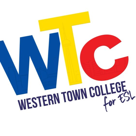 wtc logo - ウエスタン・タウン・カレッジ(WTC)トロント 学校写真集