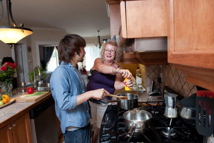 Toronto homestay 1 - カナダ留学にはホームステイがおすすめ?メリットやデメリットを解説!