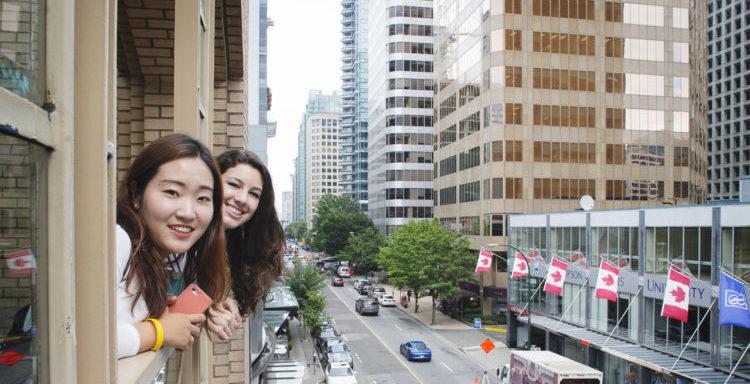 Vancouver school 1 e1580969092418 - カナダ留学で専門学校(カレッジ)には通える?入学要件や費用など詳しく紹介!
