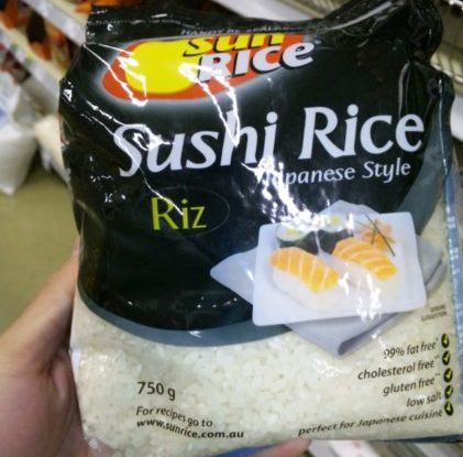sushi e1581515864125 - 留学生が語る!カナダ留学の生活費と物価の実際と節約方法!