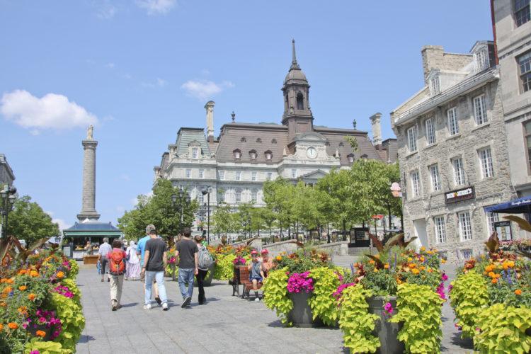 CITY MONTREAL LANDSCAPE 018 - カナダの治安はいいの?主要都市の危険エリア及びトラブル対処法