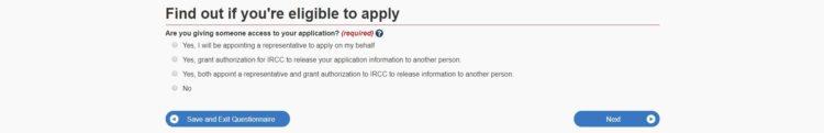 access - カナダの学生ビザの取得方法を申請画面の和訳付きで徹底解説!