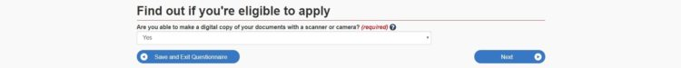 digital copy - カナダの学生ビザの取得方法を申請画面の和訳付きで徹底解説!