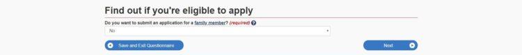 family application - カナダの学生ビザの取得方法を申請画面の和訳付きで徹底解説!