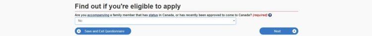 family can - カナダの学生ビザの取得方法を申請画面の和訳付きで徹底解説!